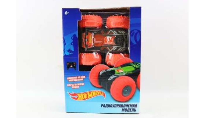 Фото - Радиоуправляемые игрушки 1 Toy Hot Wheels трюковая машина-перевёртыш радиоуправляемые игрушки 1 toy багги hot wheels машинка на р у