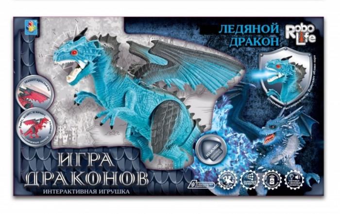 Картинка для Радиоуправляемые игрушки 1 Toy Радиоуправляемая игрушка Дракон