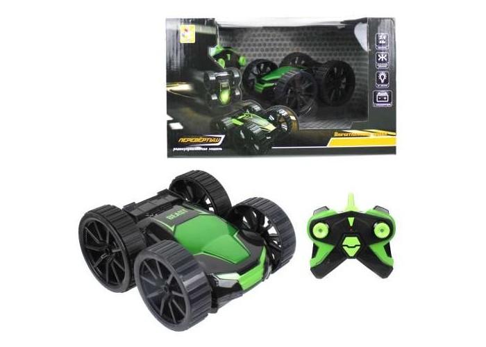 Купить Радиоуправляемые игрушки, 1 Toy Машина-перевёртыш на радиоуправлении Драйв 12 см