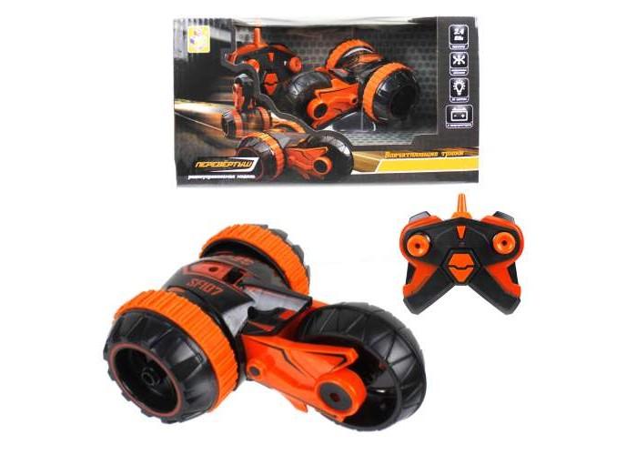 Купить Радиоуправляемые игрушки, 1 Toy Машина-перевёртыш на радиоуправлении Драйв
