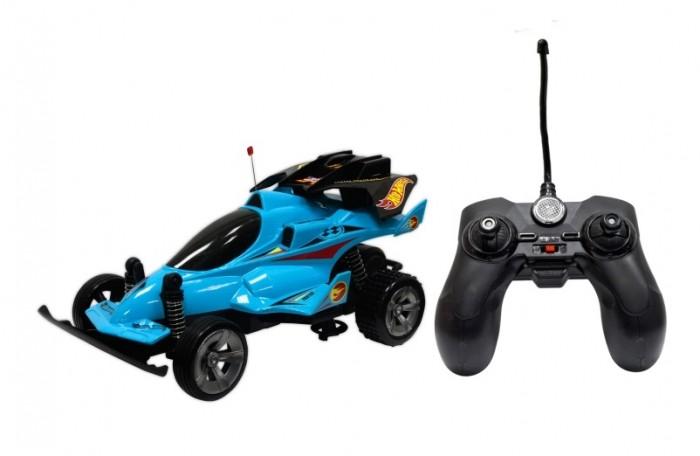 Радиоуправляемые игрушки 1 Toy Машинка багги Hot Wheels на р/у цвет