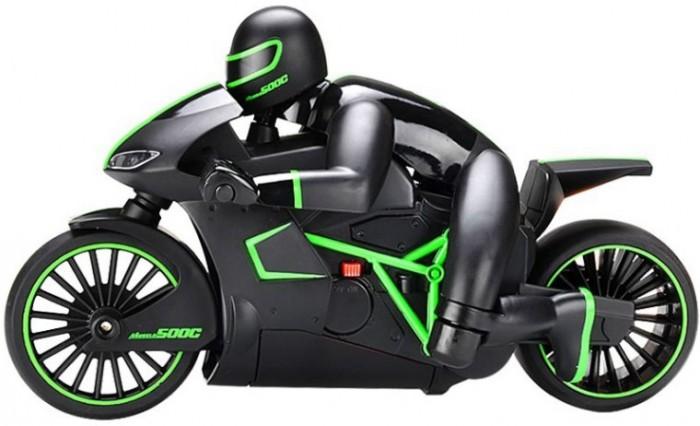 1 Toy Мотоцикл с гонщиком ДрайвРадиоуправляемые игрушки<br>1 Toy Мотоцикл с гонщиком Драйв позволит Вам устроить настоящие гонки как дома, так и на улице.   Особенности:   Гоночная машинка может двигаться вперёд, назад и вправо/влево Мотоцикл оснащён мощной аккумуляторной батареей для обеспечения длительной игры Повороты направо и налево осуществляются наклоном корпуса мотоцикла У мотоцикла по время движения горят мощные фары, что позволит играть с ним даже в темноте.
