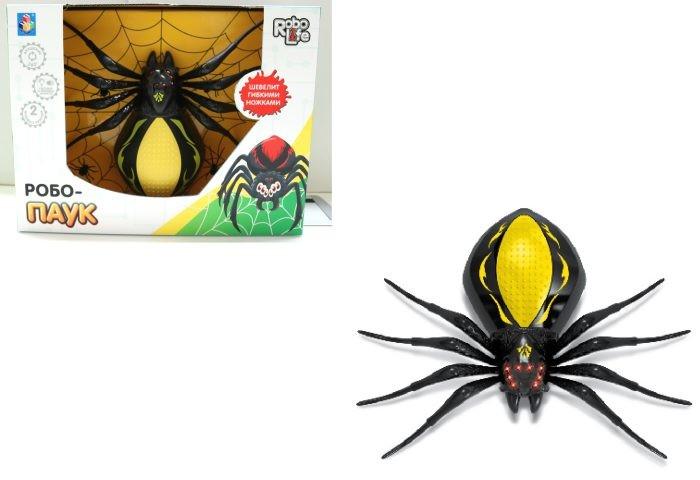 1 Toy Robo Life Робо-паук