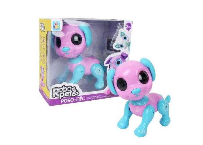 Интерактивная игрушка 1 Toy RoboPets Робо-пёс