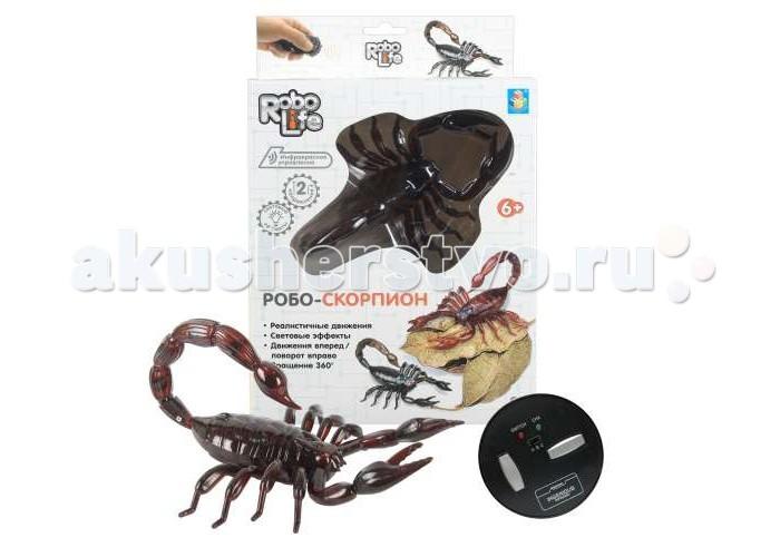 1 Toy Робо-скорпион на ИК управлении