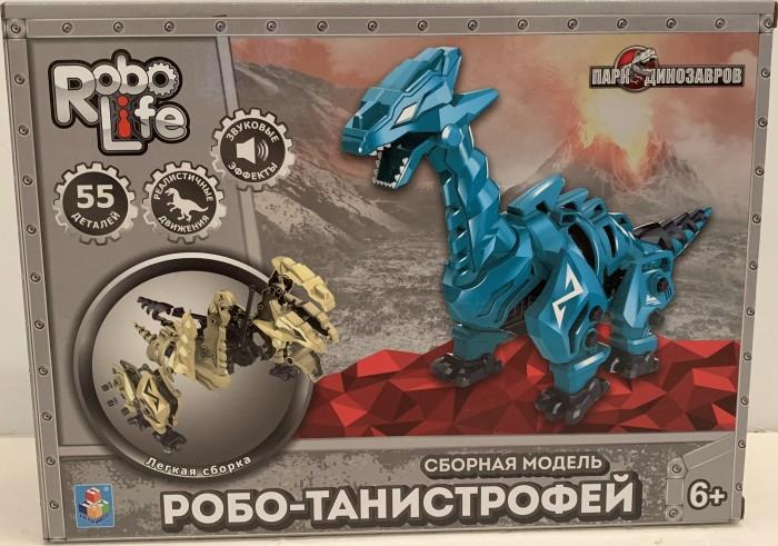 1 Toy RoboLife Сборная модель Робо-танистрофей (55 деталей)