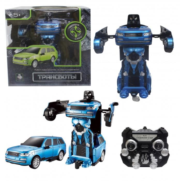 1 Toy Робот-трансформер Джип на р/у