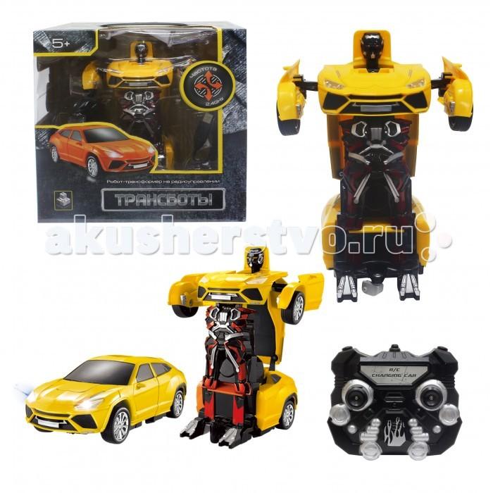 Роботы 1 Toy Робот-трансформер Легковой автомобиль на р/у