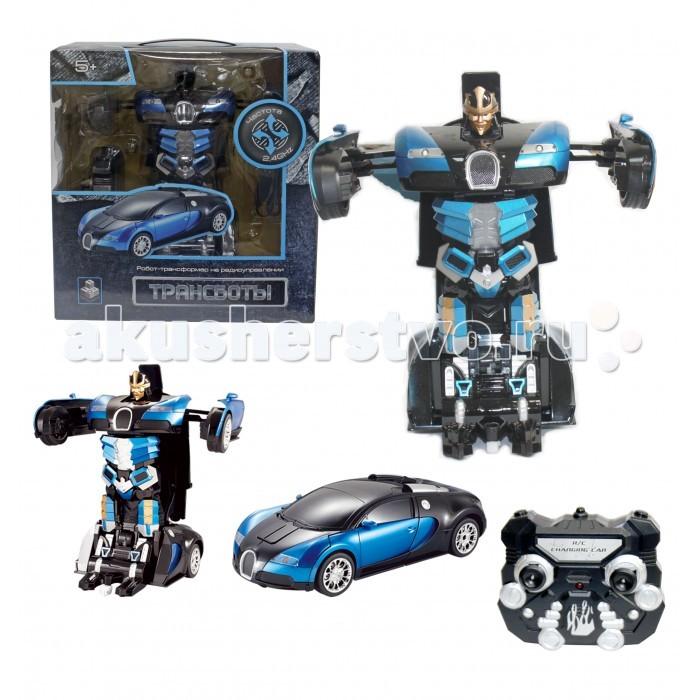 1 Toy Робот-трансформер Спортивная машина на р/у