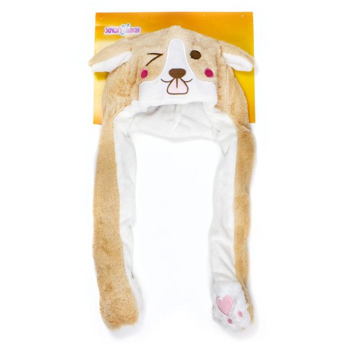 Карнавальные костюмы 1 Toy Шапка детская Хлоп-Ушки Собака Т17637