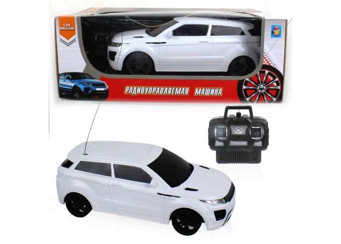Радиоуправляемые игрушки 1 Toy Спортавто Джип на радиоуправлении