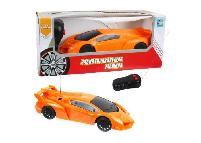 Радиоуправляемые игрушки 1 Toy Спортавто Машина на радиоуправлении 17 см