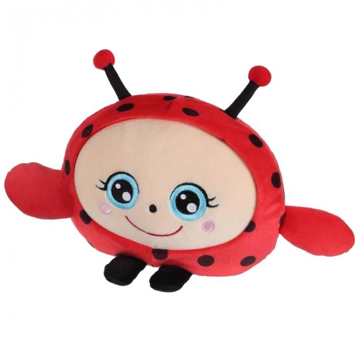 Купить Мягкие игрушки, Мягкая игрушка 1 Toy Squishimals плюшевая Божья коровка 20 см