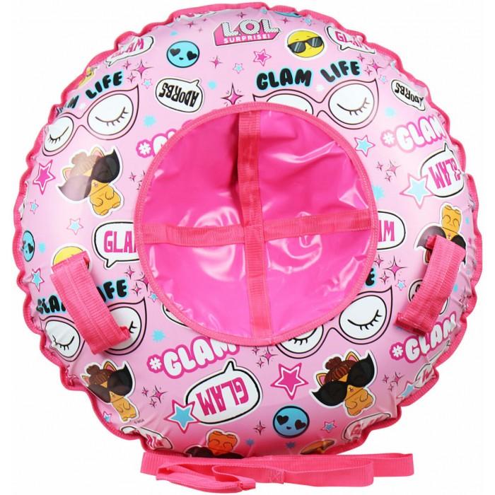 Купить Тюбинги, Тюбинг 1 Toy Lol надувные сани 85 см Т16410