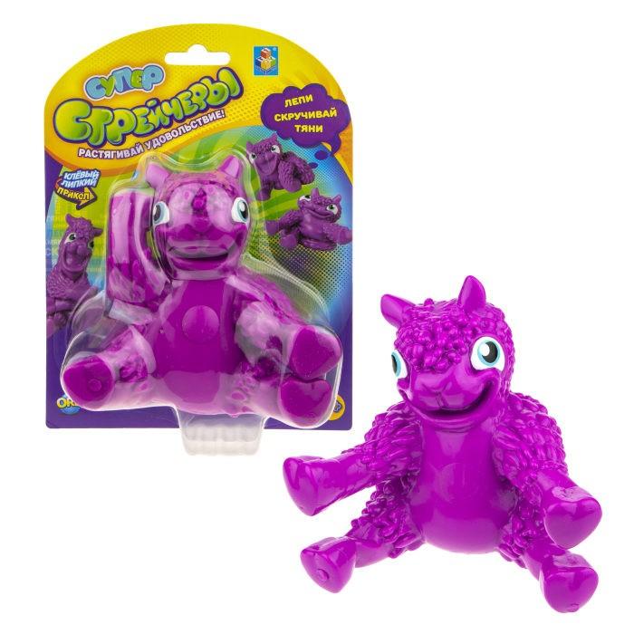 Купить Развивающие игрушки, Развивающая игрушка 1 Toy упер Стрейчеры Пополама 11 см