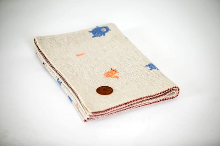 Плед Toucan for Kids Зверята в лесу 120х90 см