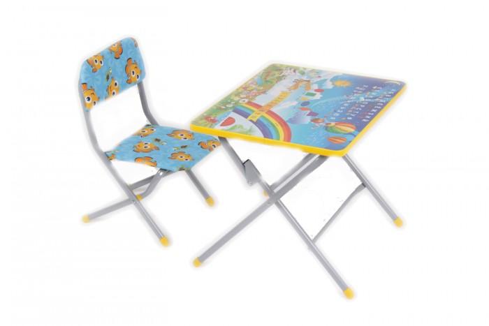Детские столы и стулья Фея Комплект детской мебели Досуг №101
