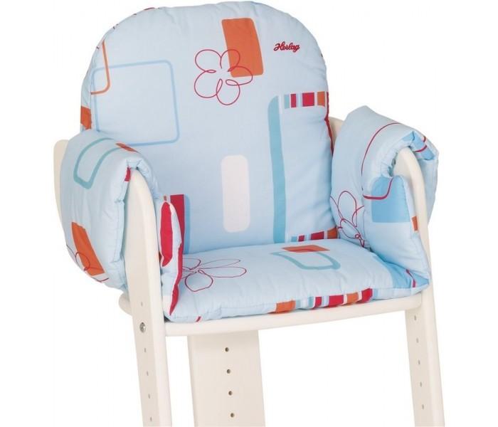 Детская мебель , Вкладыши и чехлы для стульчика Herlag Подушка для стульчика арт: 16043 -  Вкладыши и чехлы для стульчика