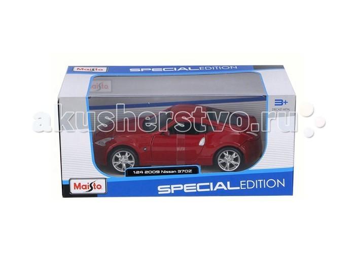 Машины Maisto Автомобиль Nissan 370Z авто ру прицеп для легкового автомобиля б у