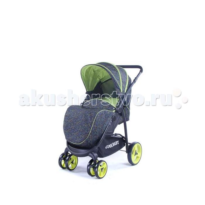 Прогулочная коляска Cool-Baby KDD-6795DC-1KDD-6795DC-1Прогулочная коляска Cool-Baby KDD-6795DC-1 создаст непревзойденный комфорт малышу и удобство родителям.  Особенности: Перекидная ручка, полог на ножки, матрасик, дождевик, противомоскитная сетка, столик. 3 положения наклона спинки до лежачего Регулируемая подножка Съемный столик Крыша опускается до столика Система ремней безопасности Передние колеса поворотные с возможностью фиксации Тормоза на передних и задних колесах Мягкий съемный матрасик Силиконовый дождевик Подножка покрыта пленкой ПВХ Жесткая спинка Большая багажная корзина  При перекинутой ручке в положении ребенка «Лицом к маме» движение коляски прямо, разрешено ТОЛЬКО в зафиксированном положении передних колес «поворот на 180 градусов», тормозом вперед, фиксатором назад. В таком положении ручки поднятие коляски на ступеньки или бордюр, а так же любое другое препятствие ЗАПРЕЩЕНО! Перед использованием внимательно изучите инструкцию по эксплуатации.<br>