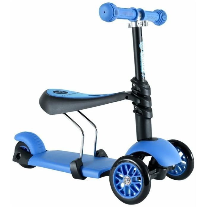 Детский транспорт , Трехколесные самокаты Yvolution Glider 3 в 1 арт: 306064 -  Трехколесные самокаты