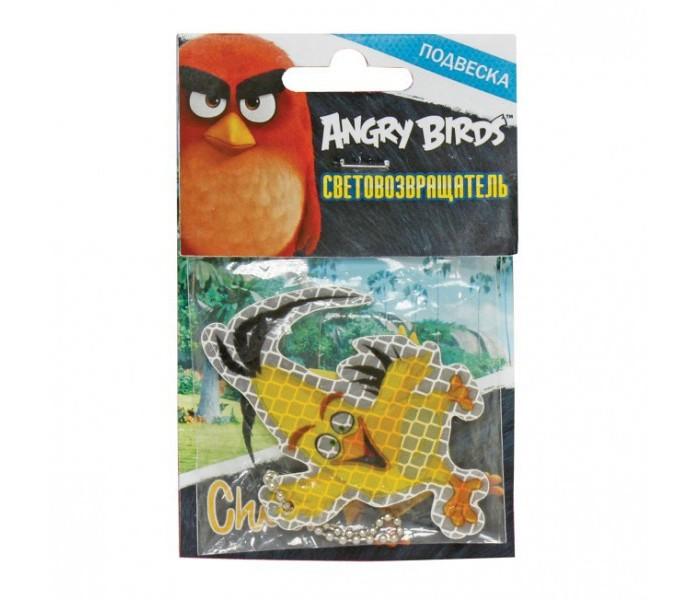 Светоотражатели для детей 1 Toy Angry Birds Пешеходный светоотражатель