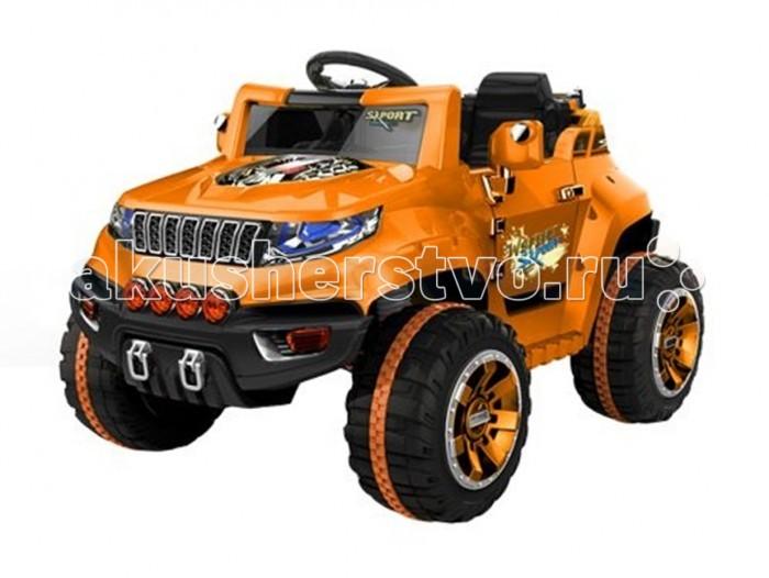 Электромобили 1 Toy Джип Т58707 электромобиль мастер джип со склада