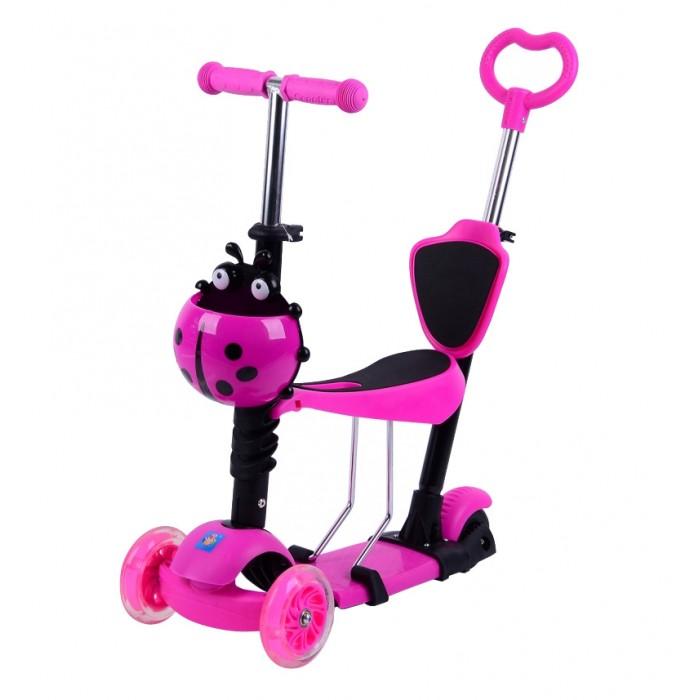 Детский транспорт , Трехколесные самокаты 1 Toy Scooter 5 в 1 арт: 285853 -  Трехколесные самокаты