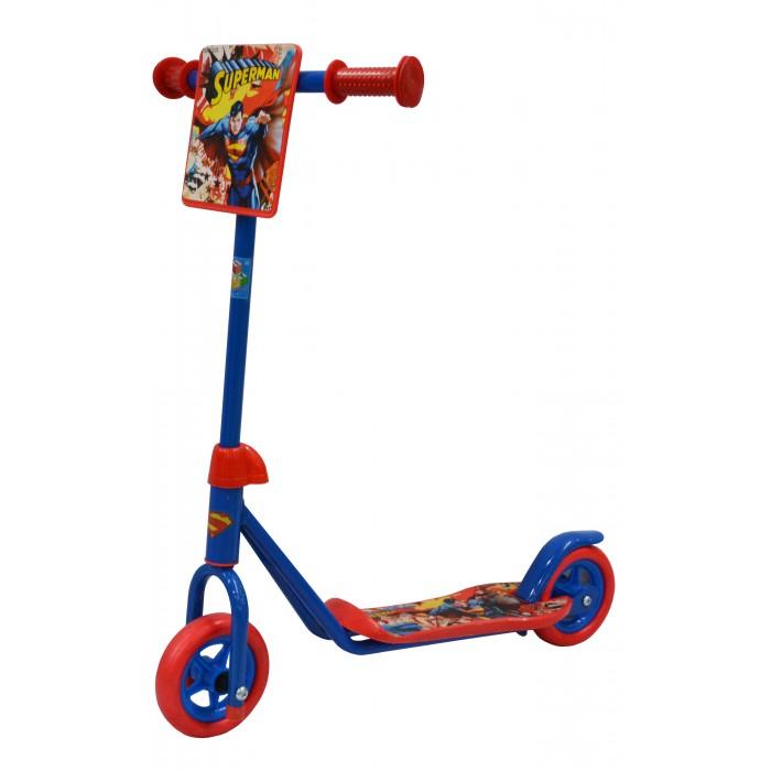 Двухколесные самокаты 1 Toy Супермэн (WB)