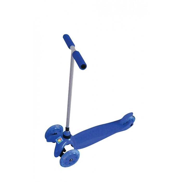 Детский транспорт , Трехколесные самокаты 1 Toy Т55983 арт: 336780 -  Трехколесные самокаты