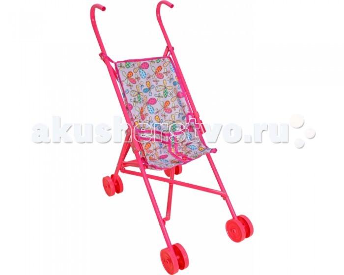 Коляски для кукол 1 Toy трость Т57305 uppababy uppababy коляска трость g luxe фиолетовая
