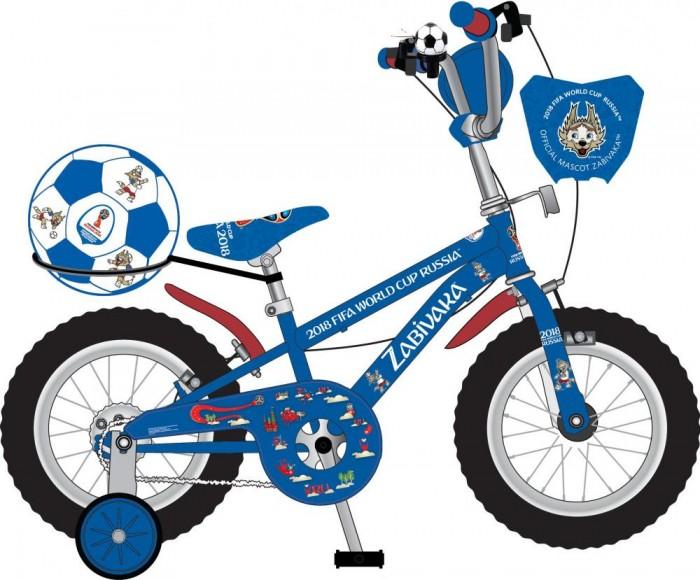 Сувениры к ЧМ по футболу 2018 FIFA World Cup Russia Велосипед 12, Сувениры к ЧМ по футболу - артикул:557556