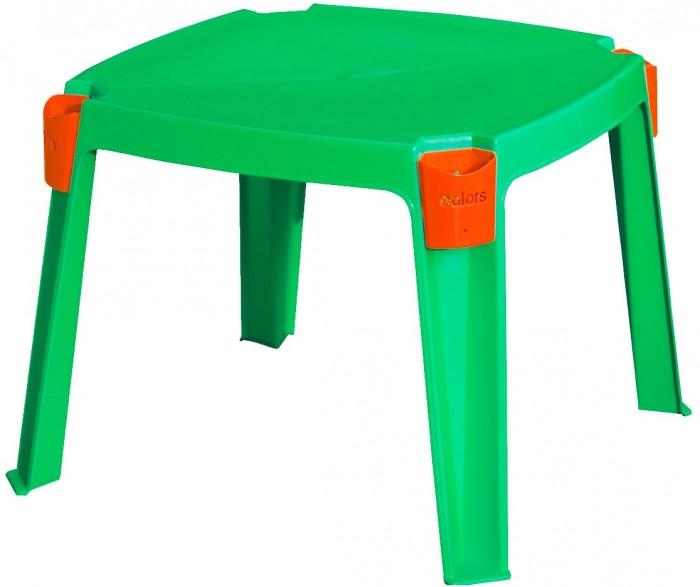 Пластиковая мебель Palplay (Marian Plast) Стол с карманами пластиковая мебель mochtoys столик для пикника
