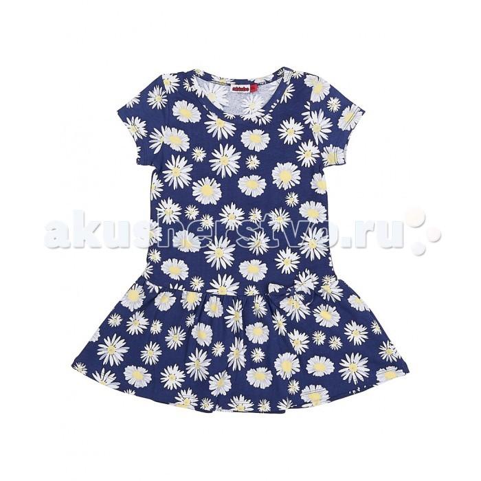 Детские платья и сарафаны M-Bimbo Платье для девочки Д-17-07 m bimbo m bimbo спортивные штаны темно синие