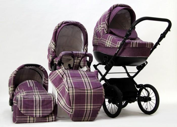 Детские коляски , Коляски 3 в 1 Farfello Fly-Line 3 в 1 арт: 274123 -  Коляски 3 в 1