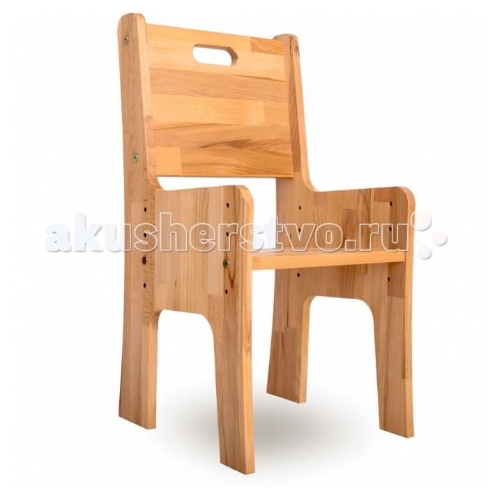 Абсолют-Мебель Стульчик-растишка Школярик С330Стульчик-растишка Школярик С330Абсолют-Мебель Парта Стульчик-растишка Школярик С330 из натурального дерева.  Особенности: Формирует правильную осанку в самом раннем возрасте; Регулируемая высота стула от 29 до 42 см в 4-х положениях; Рекомендуемый рост ребенка от 100 до 160 см; Изготовлен из натурального бука с использованием льняного масла; Стульчик-растишка из натурального дерева Школярик С330 увеличенный фирмы Абсолют-мебель — предназначен для правильного формирования осанки ребенка в самом раннем возрасте, качественно проработанная конструкция стула (по ГОСТу СССР), позволяет не допустить сколиоза на первых шагах развития малыша.  Так же огромным плюсом является материал, из которого изготовлен стул, натуральное гипоаллергенное дерево Бук и обработка льняным маслом будут благотворно влиять на Вашего ребенка. Давно замечено, что мебель, сделанная из массива бука, повышает в организме человека стрессоустойчивость и способствует улучшению кровообращения.  Стульчик-растишка Школярик С-330 выбирают заботливые родители, поскольку он изготовлен из натурального дерева и покрыт экологичным лаком, что увеличивает срок службы изделия. Дерево твердой породы пропитано льняным маслом для увеличения эластичности древесины, поскольку предупреждает ее высыхания. Дерево сохраняет свои природные свойства, дышит, а влага испаряется. Тонировка на восковой основе не содержит биоцидов и консервантов, безопасна для животных и людей.  Изделие можно использовать длительное время, поскольку высота места для сидения фиксируется в четырех положениях, меняющихся в зависимости от роста малыша.  Скругленные края стульчика-растишки исключают возможность травмирования детей.  В комплекте поставляется подробная инструкция по сборке.<br>