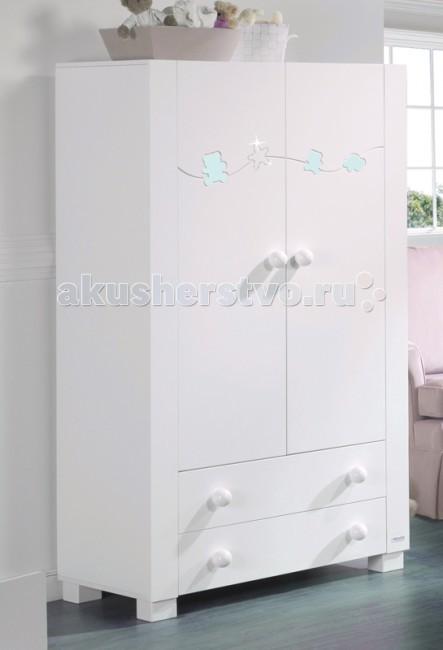 Шкафы Micuna Juliette Luxe с кристаллами Swarovski шкафы