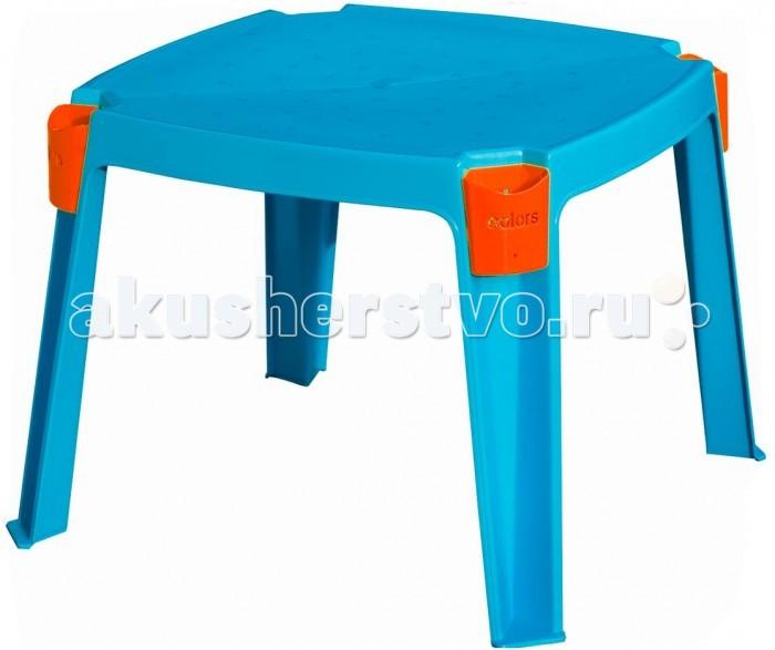 Летние товары , Пластиковая мебель Palplay (Marian Plast) Стол с карманами арт: 10407 -  Пластиковая мебель