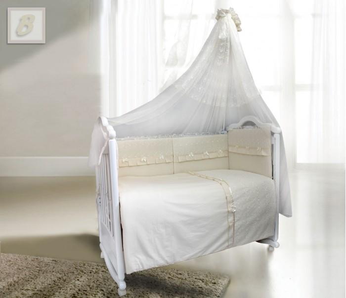 Постельные принадлежности , Комплекты в кроватку Bombus Стефания (7 предметов) арт: 17506 -  Комплекты в кроватку