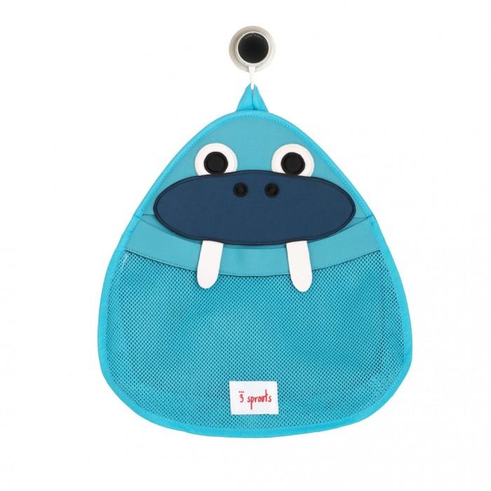 Аксессуары для ванн 3 Sprouts Органайзер для ванны игрушки для ванны tolo toys набор ведерок квадратные