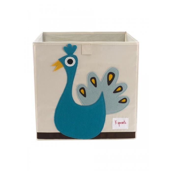 Купить Ящики для игрушек, 3 Sprouts Коробка для хранения игрушек