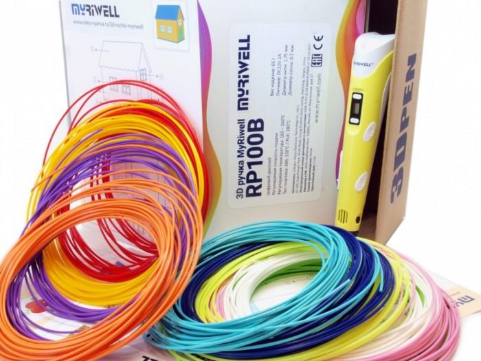 Купить Наборы для творчества, 3DPen-2 Набор для творчества 3D RP 100B