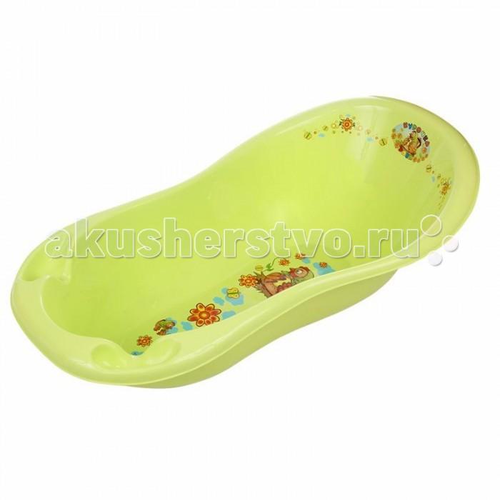 Детские ванночки Tega Baby Ванна детская Курочка Ряба (Kurka) 102 см