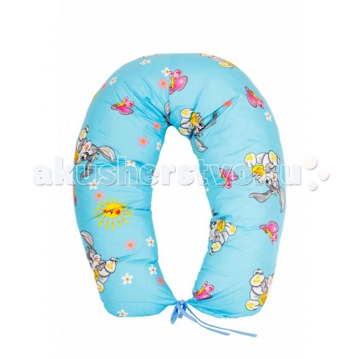 40 недель Подушка для беременных Зайки БХС-190Подушка для беременных Зайки БХС-190Подушка для беременных 40 недель Зайки БХС-190 для кормления и отдыха - обеспечивает комфорт мамы и малыша.  В период беременности её удобно использовать, подкладывая под живот или спину. Для уменьшения нагрузки на спину, плечи, руки и шею во время кормления расположите подушку вокруг талии.  Для поддержания ребенка в разных положениях и зашиты его от падения следует поместить малыша в центр подушки.  Модель со съёмным чехлом из хлопкового полотна.   Размер: 190х30 см<br>