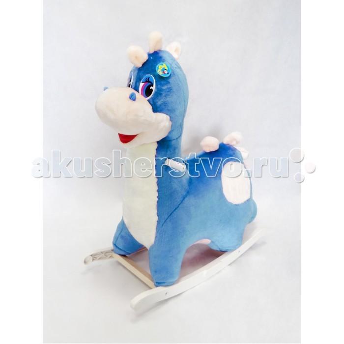 Качалки-игрушки Тутси мягкая Дракоша