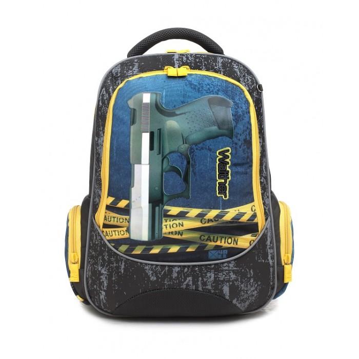 Купить Школьные рюкзаки, 4all Рюкзак школьный эргономическая спинка Пистолет