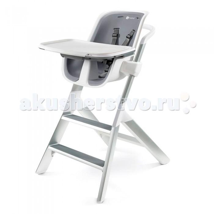 Стульчик для кормления 4moms High-chairHigh-chairСтульчик для кормления 4moms High-chair покоряет с первого взгляда!  Особенности: стильный внешний вид эргономичное сиденье съемный мягкий вкладыш регулировка по высоте лёгкость ухода  инновационный магнитный столик* магнитный контейнер с крышкой в подарок, теперь Ваш малыш не сможет случайно или специально столкнуть посуду на пол, а сама установка столика займёт ровно одну секунду магниты позволяют легко и быстро установить столик на место съемный поднос, можно мыть в посудомоечной машине мягкий вкладыш для сидения. Легко снимается, легко моется 3 положения регулировки высоты сидения 3 положения регулировки глубины положения столика максимальный вес ребенка: 27 кг  размеры: 96 см (высота) x 56 см (ширина) x 71 см (длина). В комплекте: цветной вкладыш и магнитная миска с крышкой.   *Столик регулирется по глубине и оснащен съемным подносом, который можно мыть в посудоемочной машине.<br>