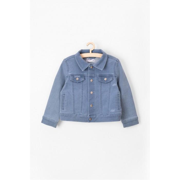 5.10.15 Джинсовая куртка для девочки 5E3602