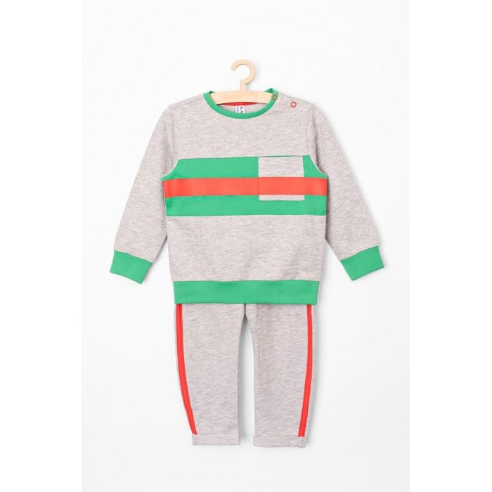 Купить Комплекты детской одежды, 5.10.15 Комплект для мальчика (джемпер, брюки) 5P3802
