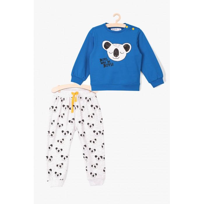 Картинка для 5.10.15 Комплект для мальчика (толстовка, брюки) 5P3702